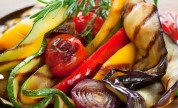 Roasted Fresh Vegetables